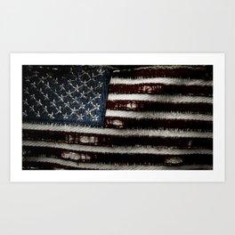 American Bummer Art Print