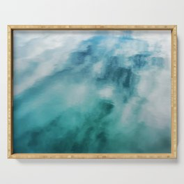On the Water #decor #buyart #style #society6 Serving Tray
