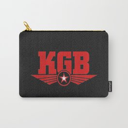 Soviet KGB Logo Carry-All Pouch