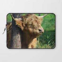 Galloway beef Laptop Sleeve
