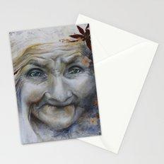 Babayaga 1 Stationery Cards