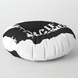 Washington State Floor Pillow