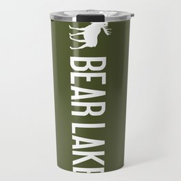 Bear Lake Moose Travel Mug