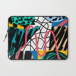 telepathy Laptop Sleeve