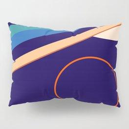 Retro 70s Mach II Pillow Sham