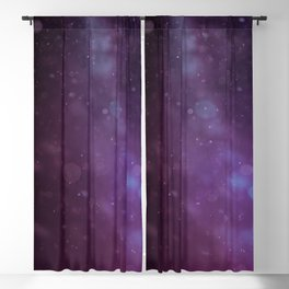 Glittering Light Blackout Curtain