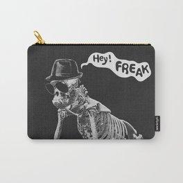 Hey! FREAK Carry-All Pouch