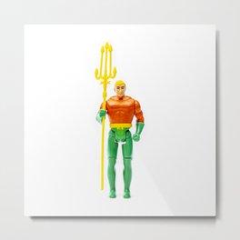 Aquaman Metal Print