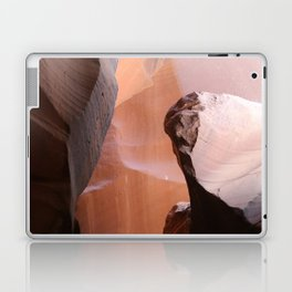 Natures Marvelous Composition - Antelope Canyon Shapes Laptop & iPad Skin