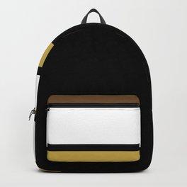 Team Colors 2... caramel, brown Backpack