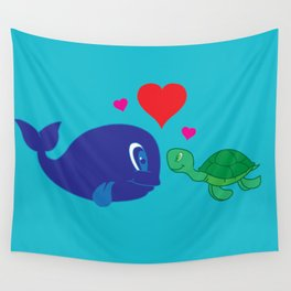 H20 Love Wall Tapestry