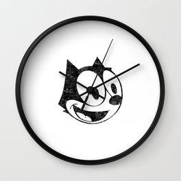 Felix The Cat 2 Wall Clock