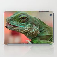iggy iPad Cases featuring Iggy by IowaShots