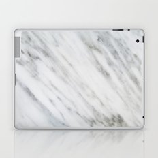 Carrara Italian Marble Laptop & iPad Skin