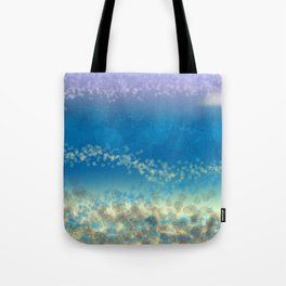 Abstract Seascape 03 wc Tote Bag