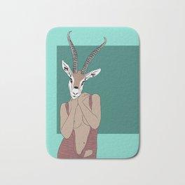 Gazelle Bath Mat