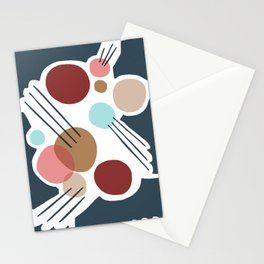 June Midnight Stationery Cards