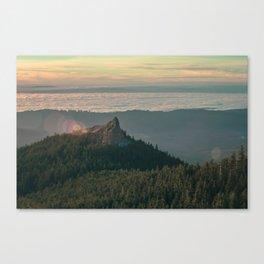 Sturgeon Rock Canvas Print