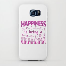 Happiness is Being a GRANDMA iPhone Case