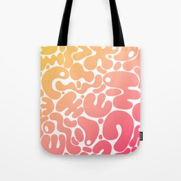 blobs 005 Tote Bag