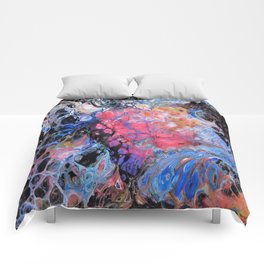Lacy Love Comforters