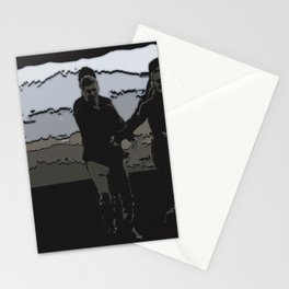 FORWARD MOVEMENT Stationery Cards