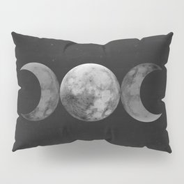Moon Symbol Pillow Sham