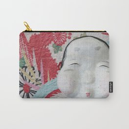 Smile Your Way Through (Japanese Goddess of Mirth) 1 Carry-All Pouch