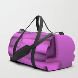Soft & hard, light & dark ... Duffle Bag