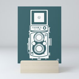 Yashica MAT 124G Camera Mini Art Print