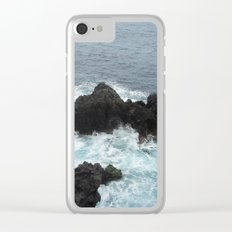 wild Tenerife Clear iPhone Case