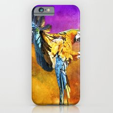 Dazzling Macaw Slim Case iPhone 6s