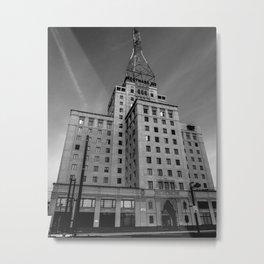Westward Ho Metal Print