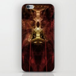 Thanatos: Prelude IV, fragment iPhone Skin