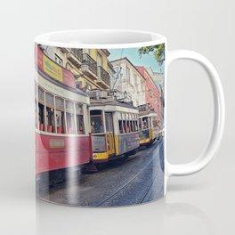 Tram Jam Coffee Mug
