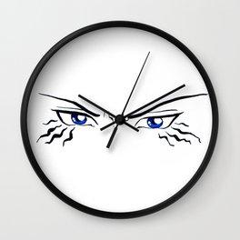 Third Illusion Wall Clock