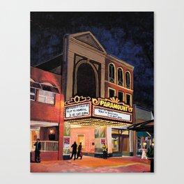 A Trip to Bountiful, C-ville, VA Canvas Print