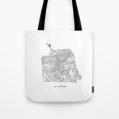 Good Ole San Francisco Tote Bag