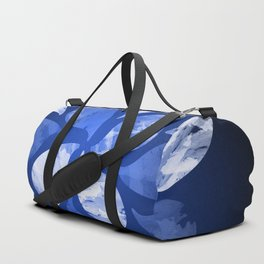 Abstract Water Drops XX Duffle Bag