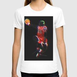 The Worm Rodman T-shirt