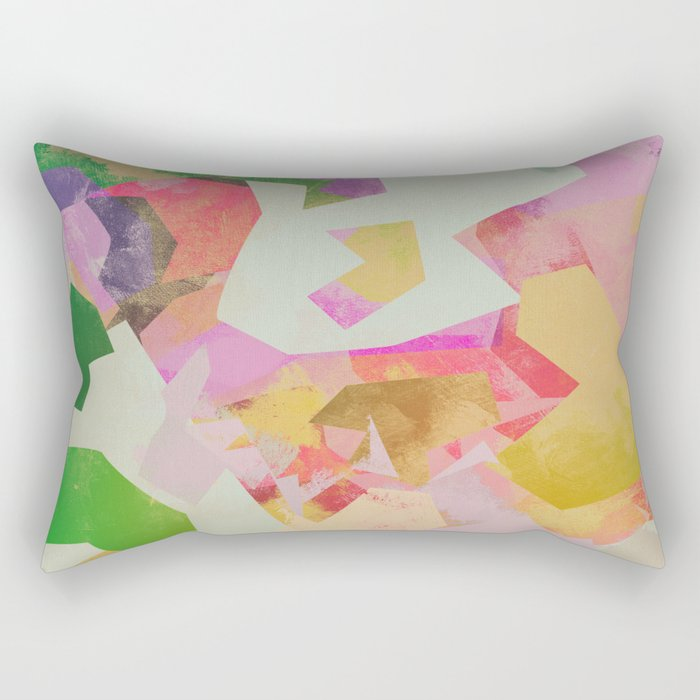 Camouflage VI Rectangular Pillow