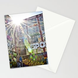 5 Pointz Graffiti Warehouse Stationery Cards