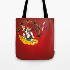 Raijin Tote Bag