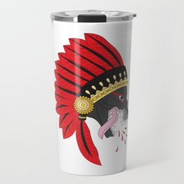 Wolf Chief Travel Mug