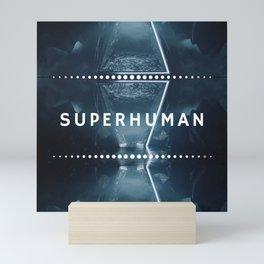 superhuman Mini Art Print