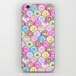 Donut Invasion iPhone Skin