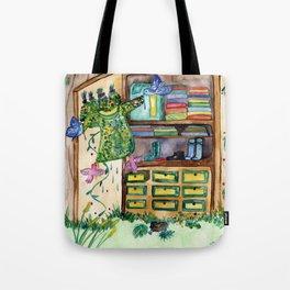 Magic Closet Tote Bag
