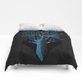 In Winter Comforters