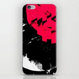 'UNTITLED #06' iPhone Skin