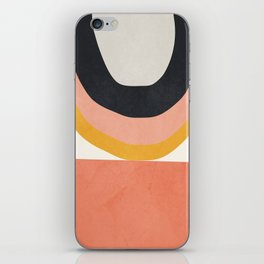 Abstract Art 8 iPhone Skin